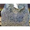Sac Boule Liberty Bleu - Motif floral extérieur