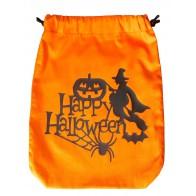 Pochon Enfant Halloween Sorcière