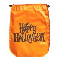 Pochon Enfant Happy Halloween Chauves Souris